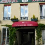Bayeux's Hotel, our