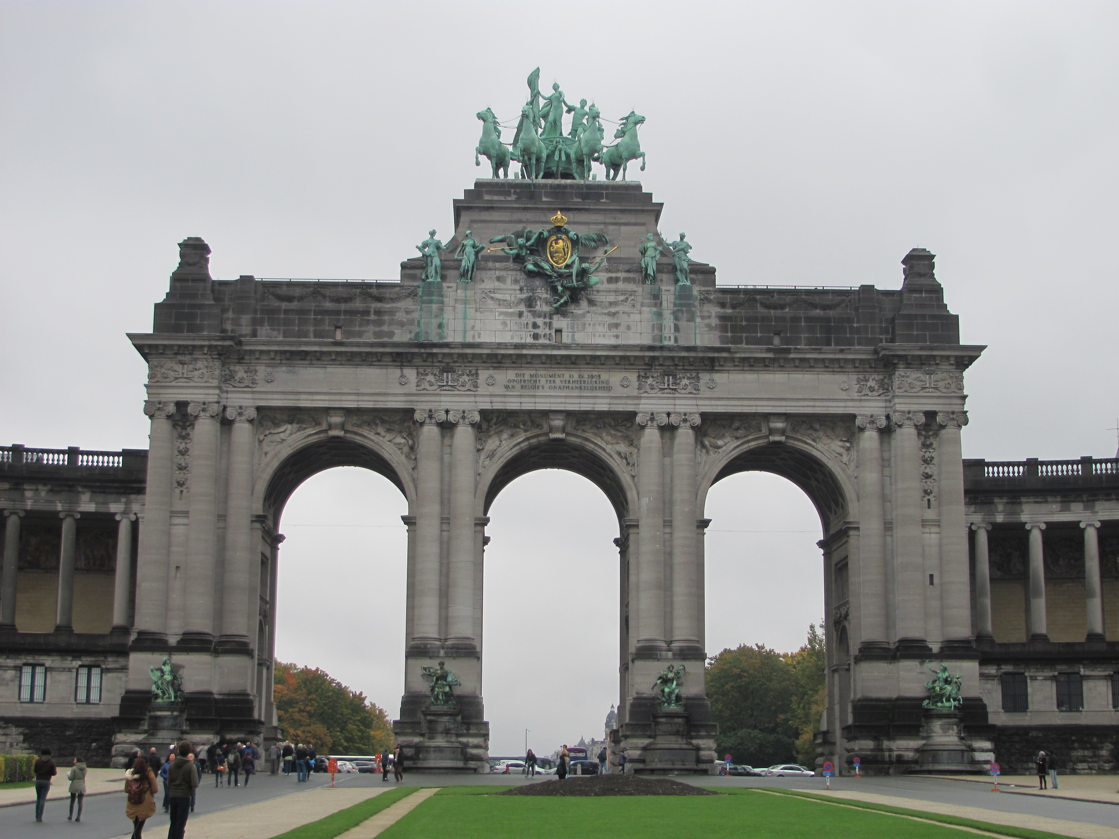 Brussels Arch
