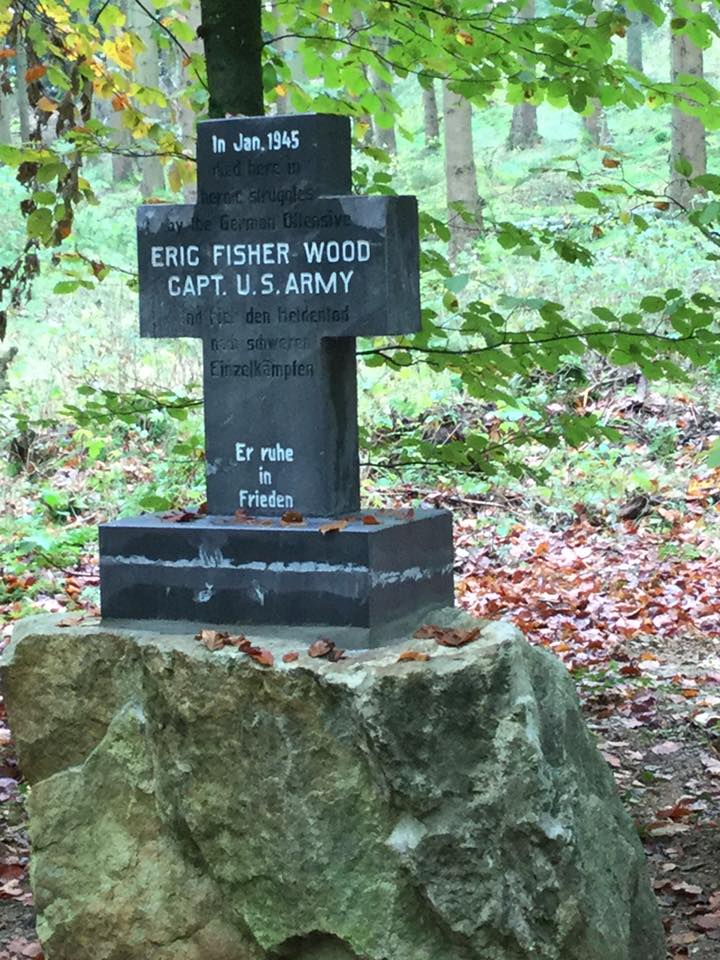 Lt. E. F. Woods Memorial