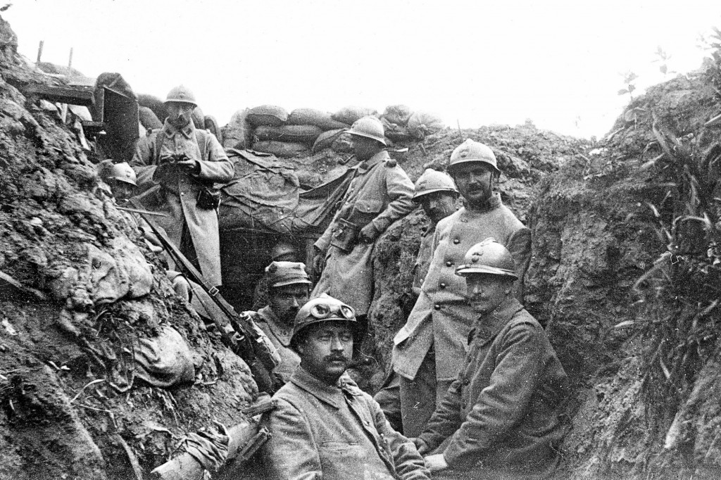 the conditions soldiers experienced on the western front of the wwi Wwi: medicine on the battlefield  these dead soldiers to keep from going in the water  medical staffs grew used to the rigors of the western front.