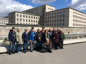 Berlin 2016 Tour Group Luft Ministry