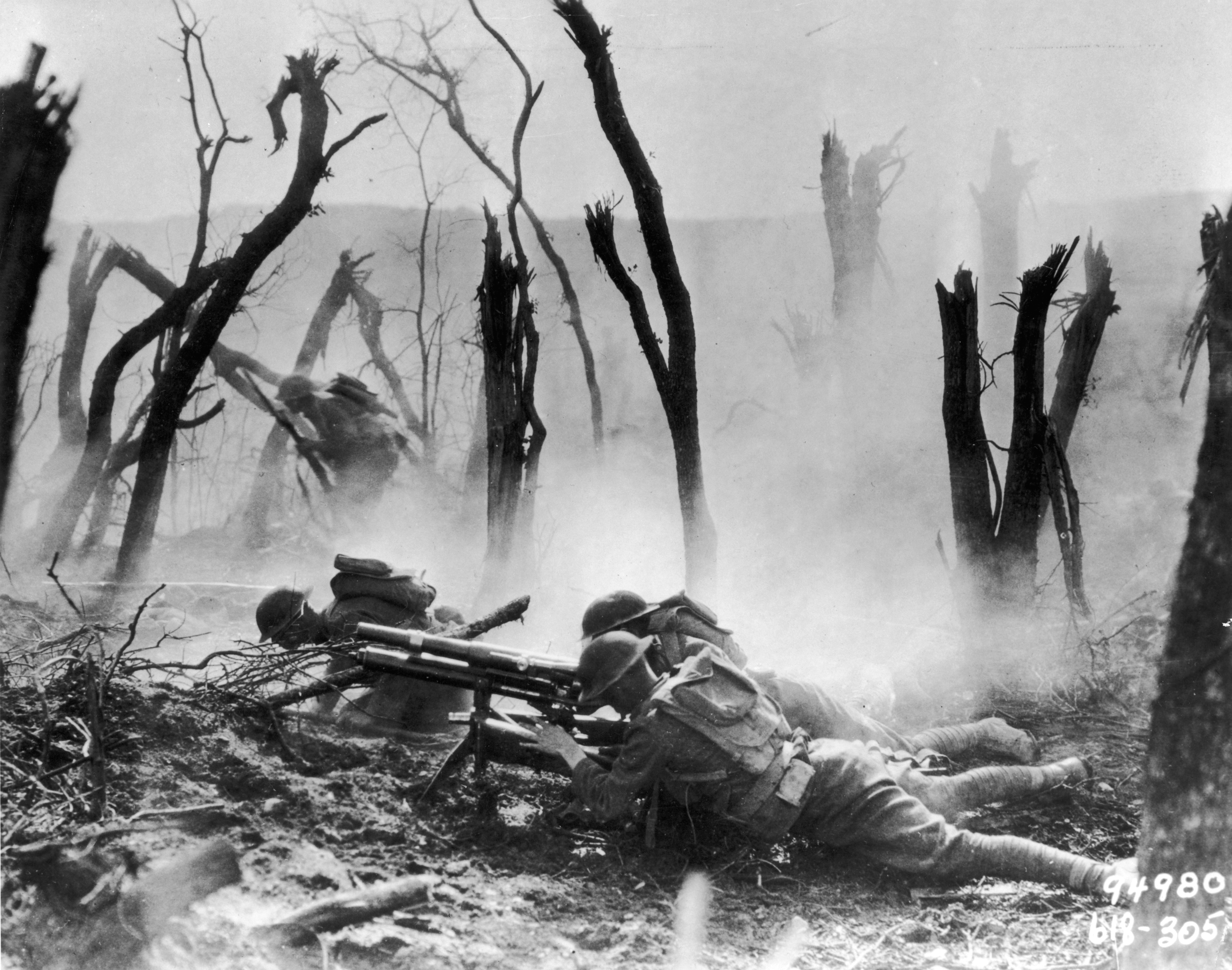 World War I Tours